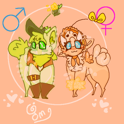 ~Cuna Adoptable's!~ (Western CLOSED!UwU)