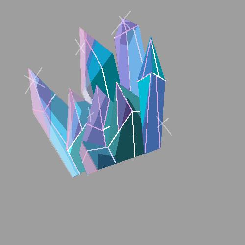 DK crystals