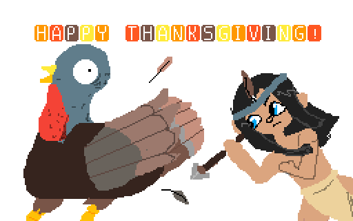 Happy (early) thanksgiving!