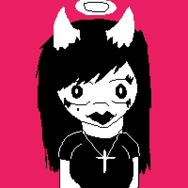 Alice angel gamer