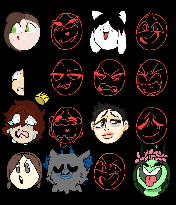 Faces ;p