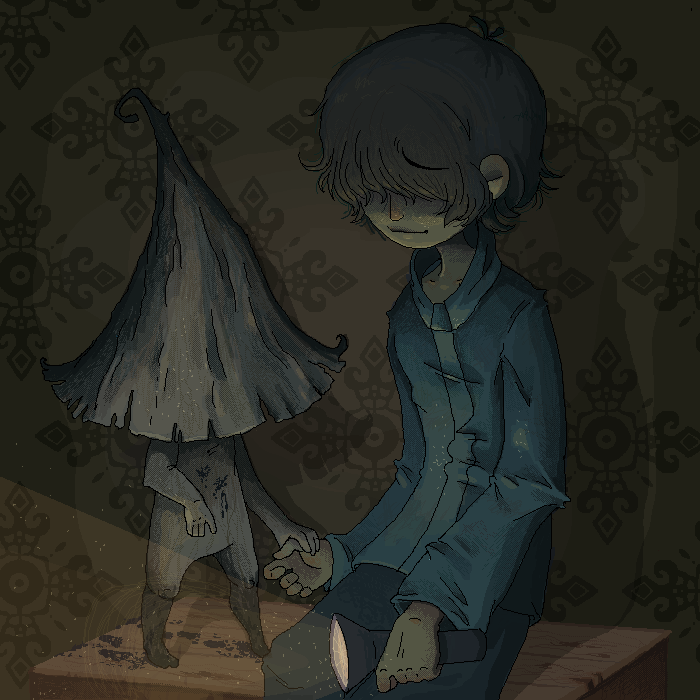 Seven little nightmares