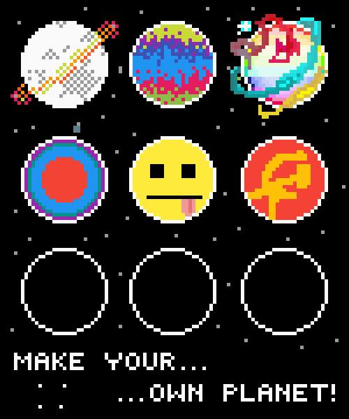 make all planets communsim