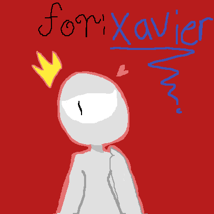 for xavier