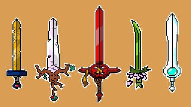 The 5 Blades