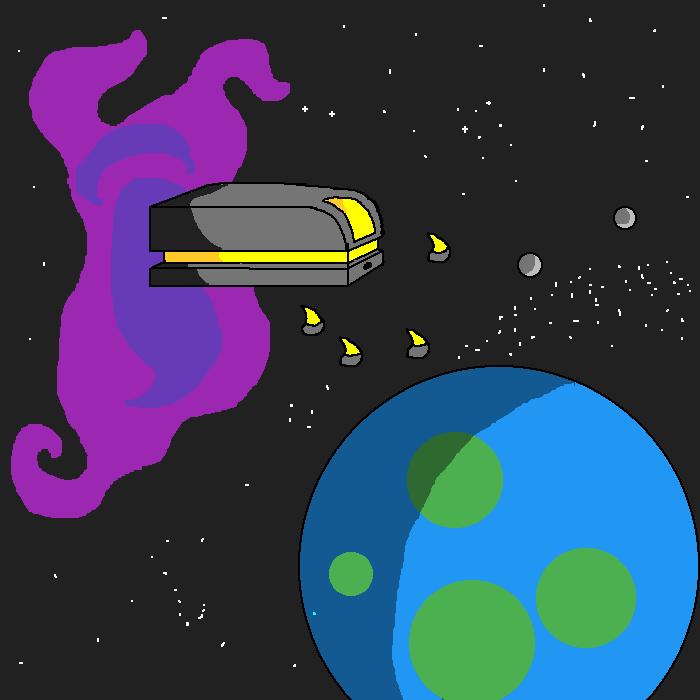Alien Invasion on planet Phire-391