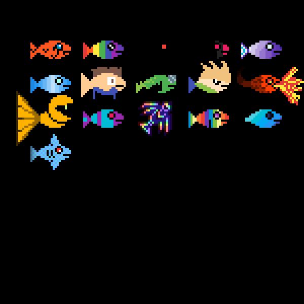 Blue Sunfish