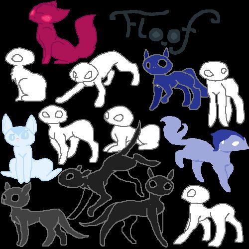 Shadowclan (not warriors) at bottom left