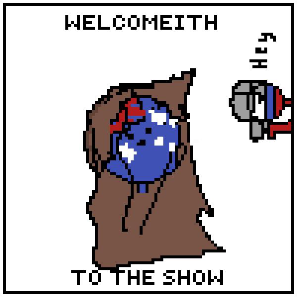 welcomeith