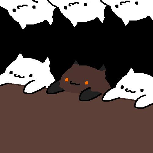 Bongo cat collab >w<