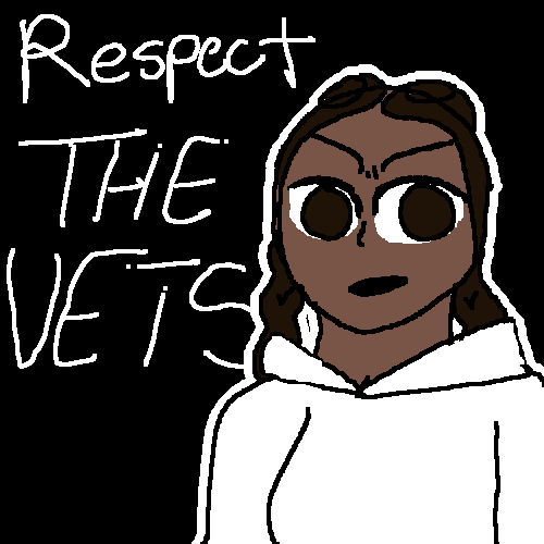 RESPECT THE VETS