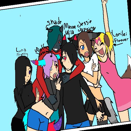 My Friend Group!