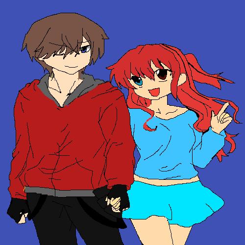 Max and Cherry