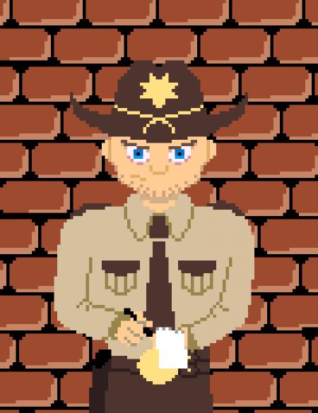 Sheriff Arlo