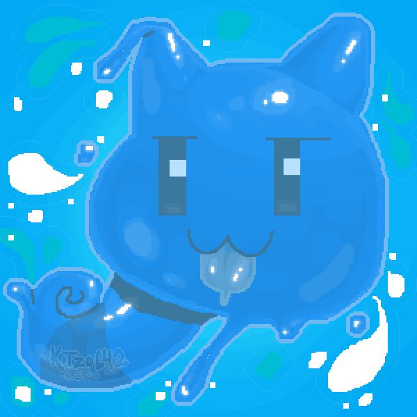 Dragocat slime