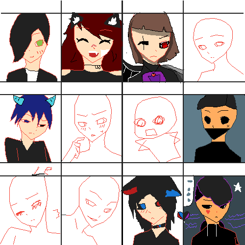 Collab) Picture day update