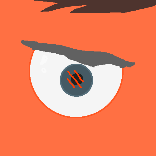 my oc's eye at least one of them