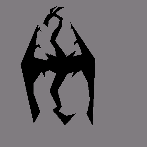 Skyrim Imperial Dragon