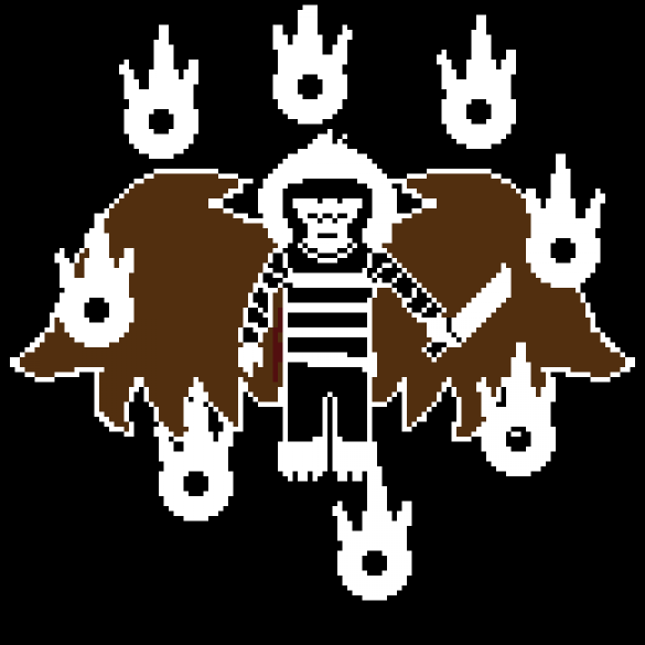 Lost Asriel Stage 2