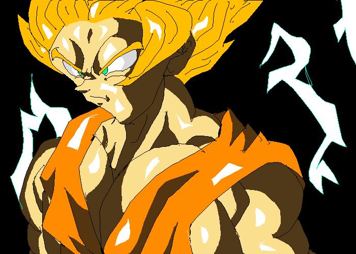 ``Super Saiyan 2 Goku``