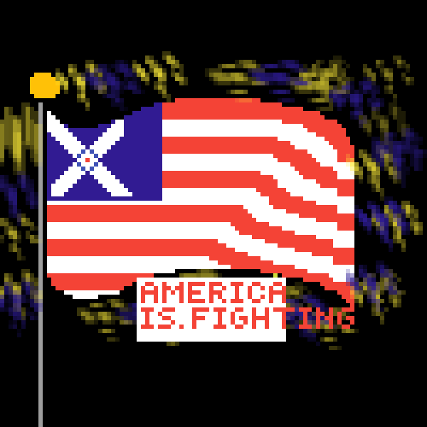 America by: Kayden Dunihoo