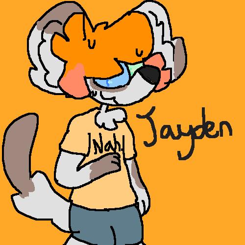 My new child Jayden