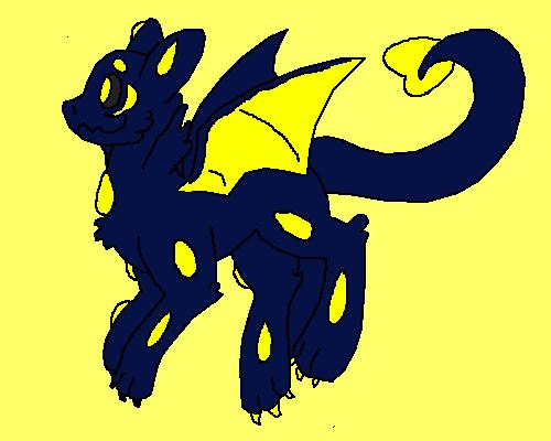 Dragon of the light