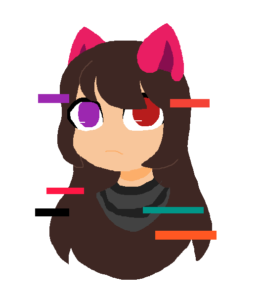 glitch kat