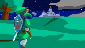 Link (Legend of Zelda) (Night)