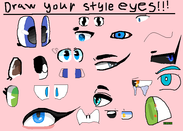 my eye style