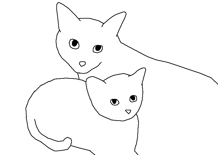 Cat and Kitten Base