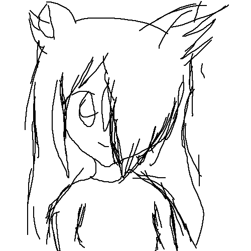 Sketch of my oc