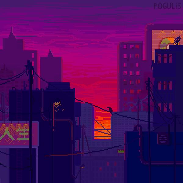 ☆Evening city☆