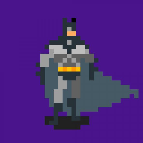 Batman, 20 followers please