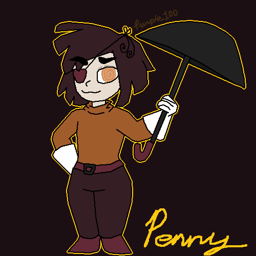 so I tried drawing in a cartoony style-