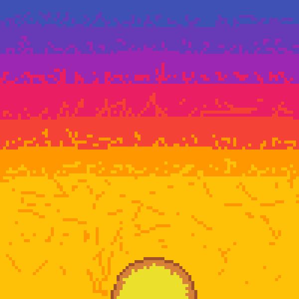 What A sun Set