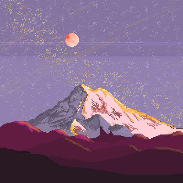 Colorful MOUNTAIN*