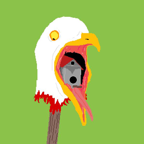 A Normal BirdHouse
