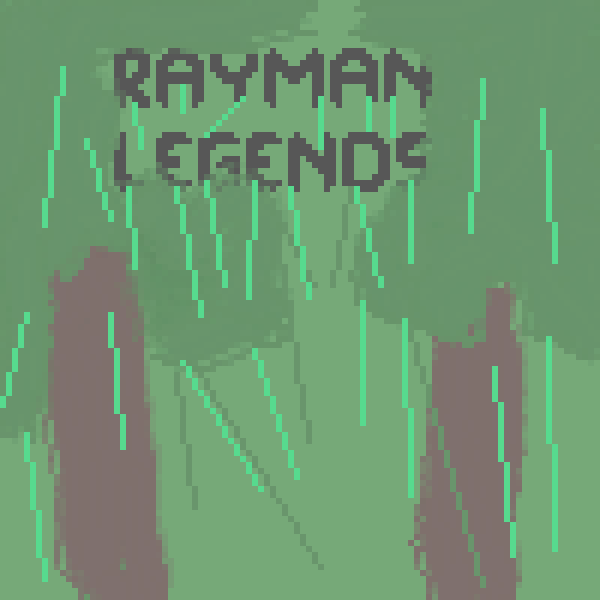 Rayman is my FAVOURITE video game