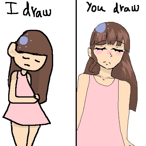 I Draw, You Draw
