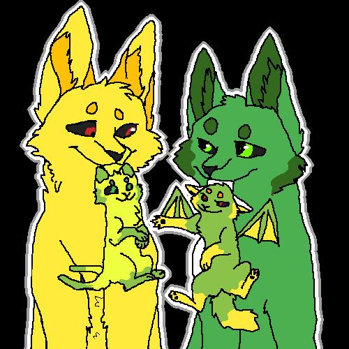 106 bakudeku and kid's