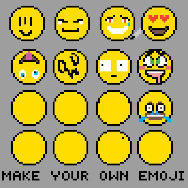 emoji stuff
