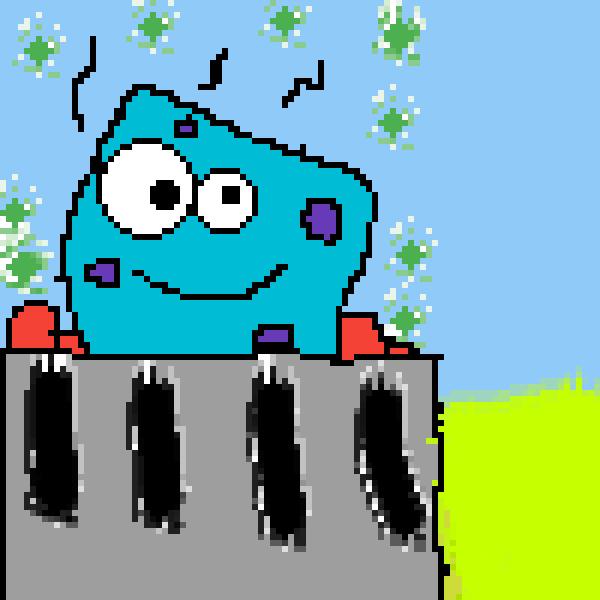 Trash Monster(read desc)