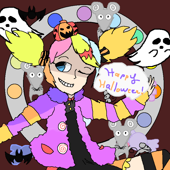 Happy Halloween! (7000 View Special, Late . _.)