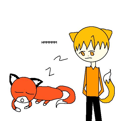 for @skypelt ( a real fox)