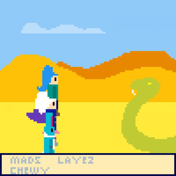 8-Bit Adventures 2: Battle Scene