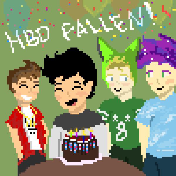 Happy Birthday, Fallen!!!