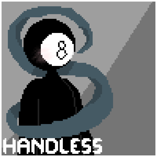 Handless in Art Attack