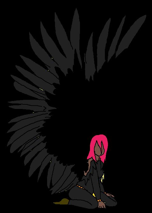 i grew wings