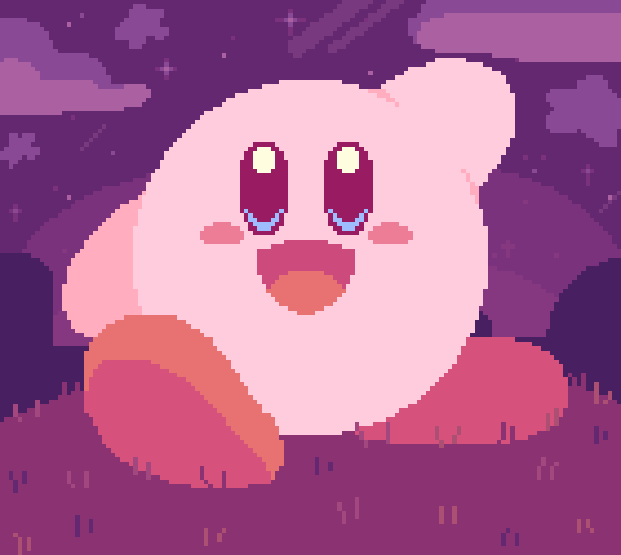 Kirby of The Stars